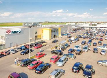 NEW TENANTS, LEASE EXTENSIONS AND PLANS FOR FURTHER GROWTH – MMG'S  STRATEGY FOR MMG CENTERS CIECHANÓW