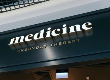Medicine enters the Brama Mazur Shopping Mall