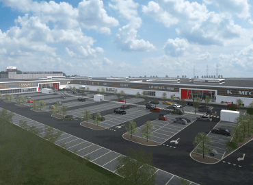 Master Management Group has obtained an environmental decision for the construction of a shopping center in Kołobrzeg