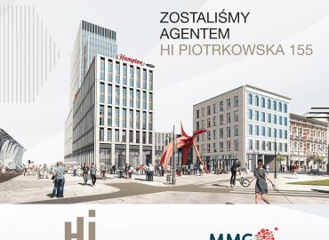Knight Frank acts as the agent for the Hi Piotrkowska 155 complex