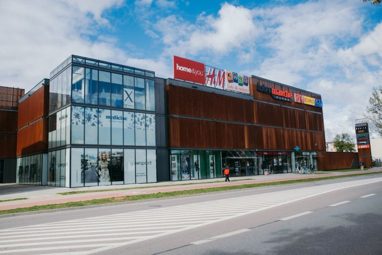 Master Management team successfully negotiates more leases. Brama Mazur broadens its retail and food range