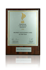 Best Property Management Firm of the Year 2011